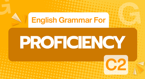 English Grammar For Proficiency (C2)